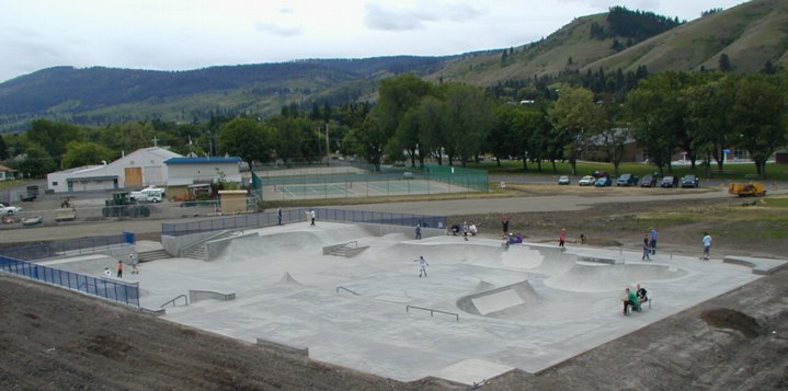 LaGrande Skate Park Oregon