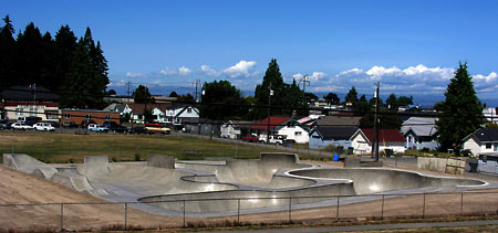 Port Angeles Skatepark
